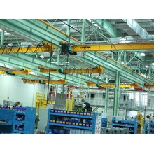 3t Light Girder Suspension Crane