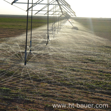 Farm Field Linear Pivot Sprinkling Machine On Sale