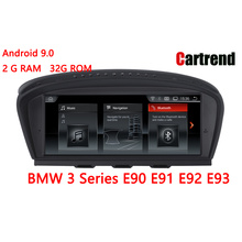 3-serie E90 / E91 / E92 / E93 / CCC Headunit Display