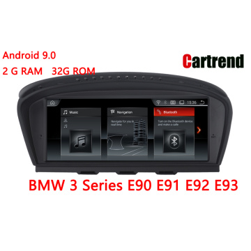 3 Series E90/E91/E92/E93/CCC Headunit Display