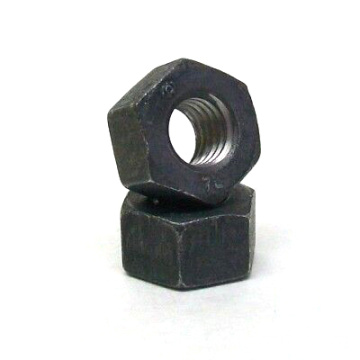 Astm A194 Plain Steel Heavy Hex Nut