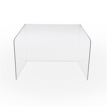 100% clear polycarbonate isolation board