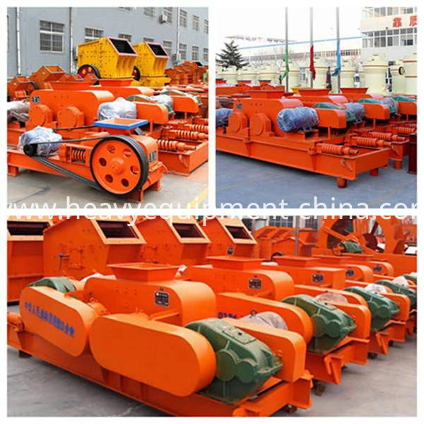 Double roler crusher for sale