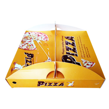 Corrugated High Quality Pizza Take Away Box