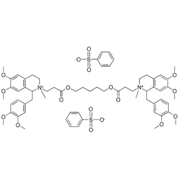 Atracurium besylate CAS 64228-81-5
