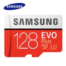 SAMSUNG Memory Card 64GB/128GB 256GB 512GB SDXC U1/ U3 Micro SD C10 Micro SD UHS TF Trans Flash Microsd Card Max UP 100MB/s
