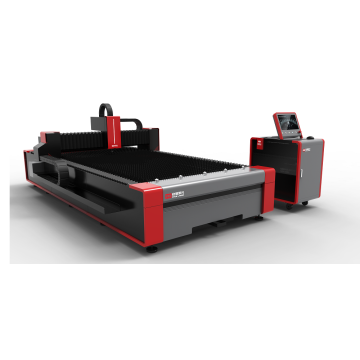 Fiber Laser Plate Cutting Machine With Cabinet