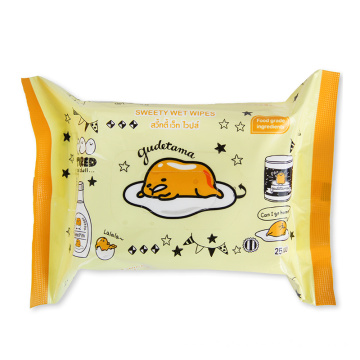 Soft Disposable Non-woven Baby Wipes