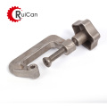investment casting stainless steel aluminum titanium process