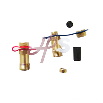 Brass air vent valves