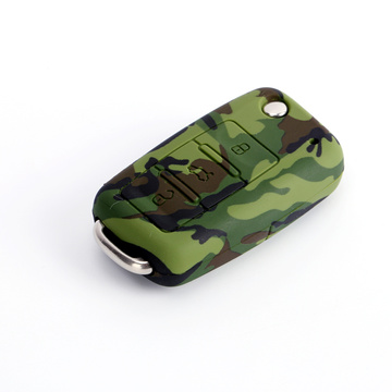 Camouflage Color for vw silicone key fob covers