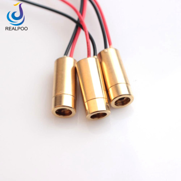 Red muchinjikwa Laser module 650nm 635nm dhayamita 9mm