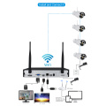 Home security camera system wireless 1080P