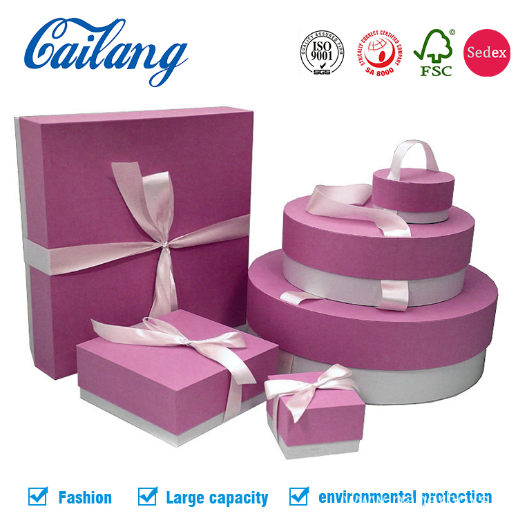 Shopping Box For Apparel Shoe Packaging Box