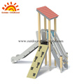 HPL Outdoor Freestanding Playground Slide