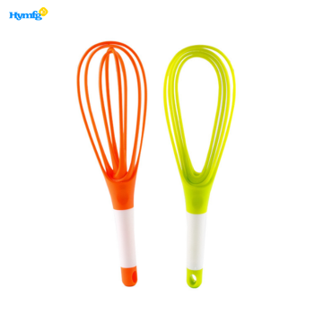 2 IN1 Plastic Manual Rotary Egg Whisk