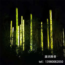 LED Simulation Bamboo Lights