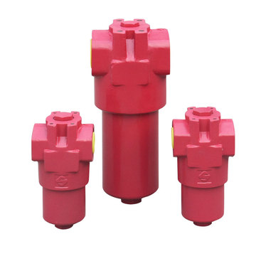 Oil Pressure  Inline Filter Single Housing 280