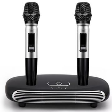 Digital Sound Audio Mixer Singing Machine Handheld Wireless Karaoke Microphone Karaoke player Home Karaoke Echo Mixer System
