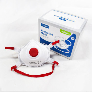 FFP3 Cup Mask with Valve Head Strap CE