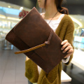 Faux Leather Purses Clutch Evening Wallets for Women