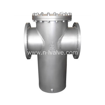 WPB Material Basket Type Strainer