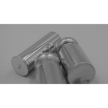 Anodized aluminum canisters MDI