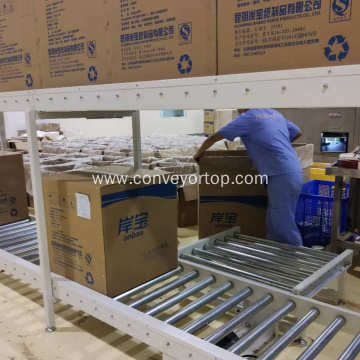 Customized Aluminum Powered Roller Conveyor For Sale