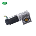 high torque 24v 400w dc worm gear motor