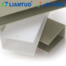 High Quality PP U Shape Cover Profiles