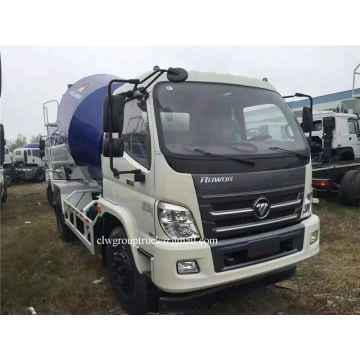 8CBM  Used Concrete Mixer Truck Price