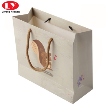 Good Quality Luxury Small Paper Gift Bags