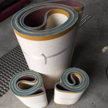 Cotton Type Battery Pasting Belt with Water Absorbing Quality