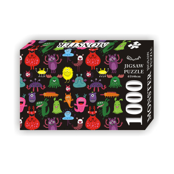 GIBBON 1000 Piece Jigsaw Puzzles for Adults Kids