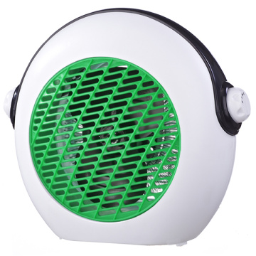 Round fan heater 2000w colorful