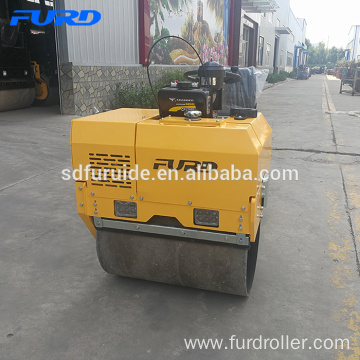 Wholesale Price Double Drum Vibratory Road Roller for Sale Fyl-855