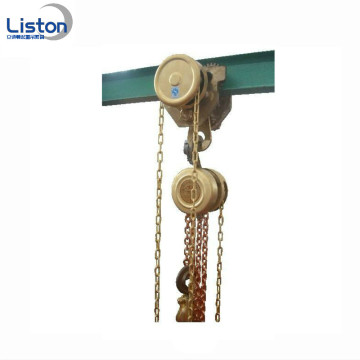Available 3 Ton Explosion Proof Hand Chain Hoist