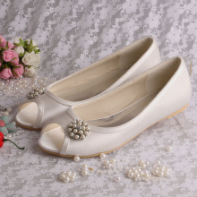 Flat Wedding Shoes Mother of the Bride