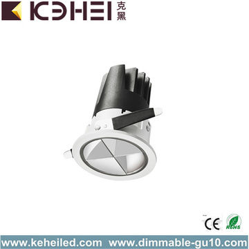 CCT 2700 to 6500K 7W Grid Led Spotlight