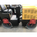 1T asphalt double drum road roller