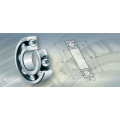 6232 Single Row Deep Groove Ball Bearing