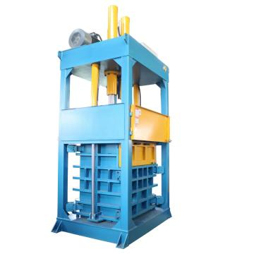 High quality textile clothes baling machine for sale
