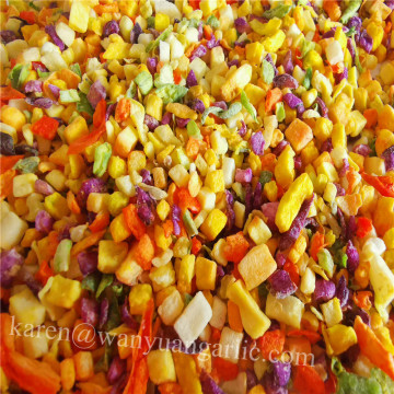 Snack food vf mixed vegetables