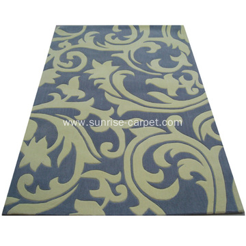 Hand Tufted Carpet Rug