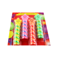 Wholesale Various Color Sprial Birthday Candles High Quality