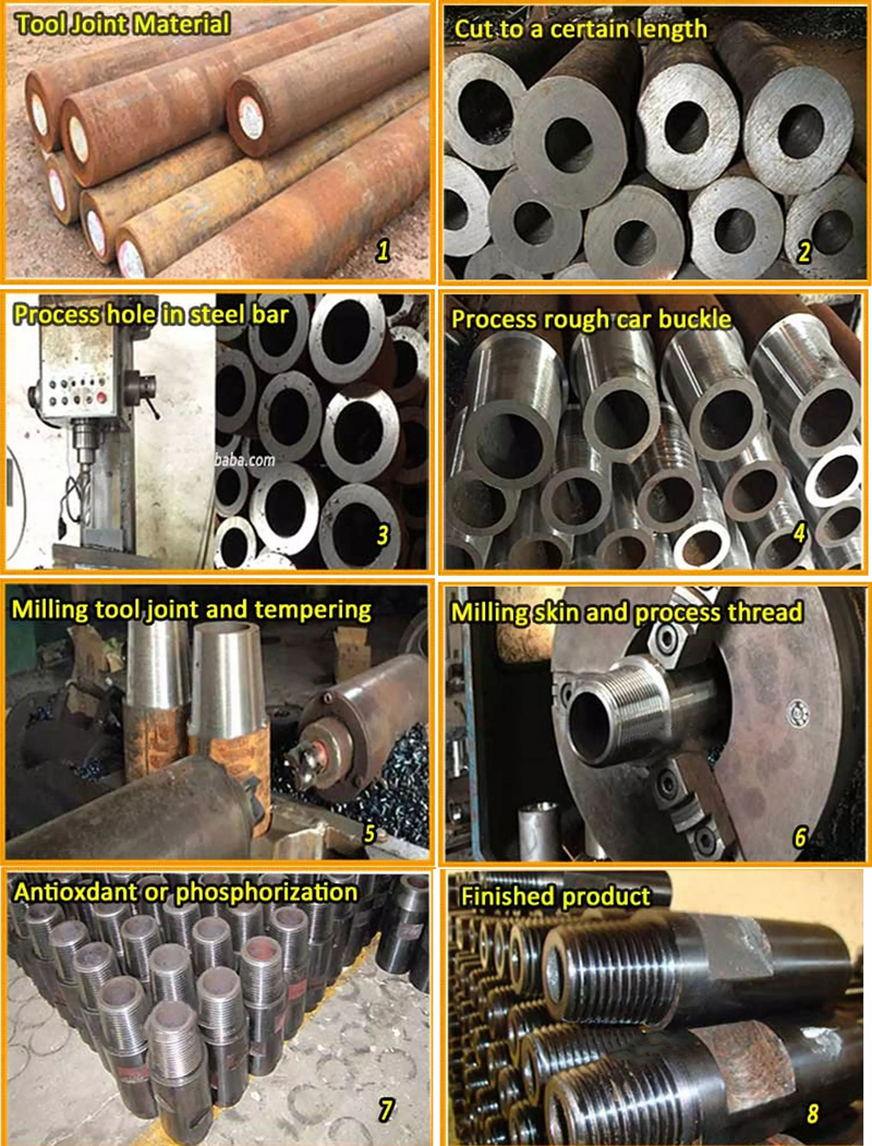 drill-pipe-tool-joint-production-process