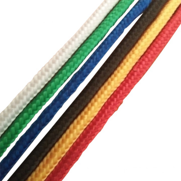 Material PP Polyethylene Double Braided Rope