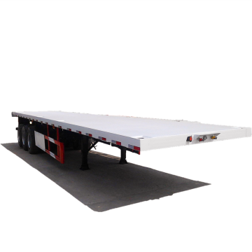 40Ft Container Transport Flatbed Semi Trailer