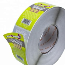 Cheap Roll Stickers Custom Packaging Labels for Bottles