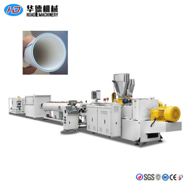 PVC 3 layer pipe extrusion line